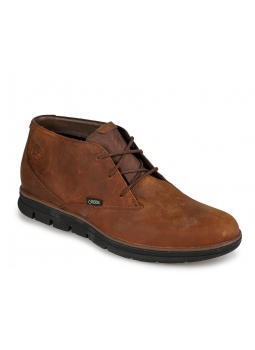 Bradstreet Casual Chk GORE-TEX Red Brown Oiled Ürün Resmi